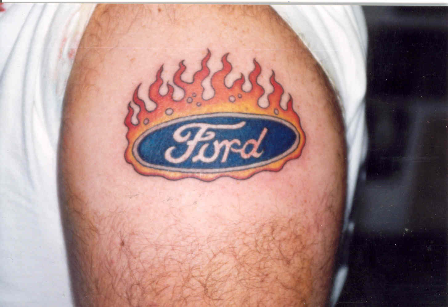 Chevy Truck Dealerships Ford Tattoos: The Ultimate in Brand Loyalty | Butler Ford ...